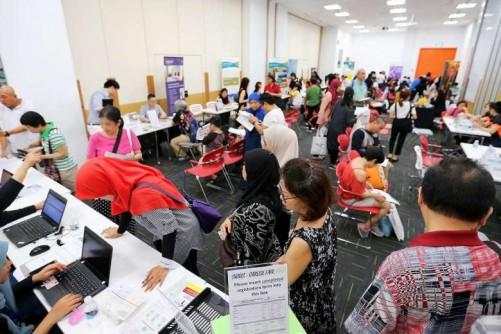 1,500 visit Skills and Career Fair 2017, 400 register for jobs, 350 for skills training