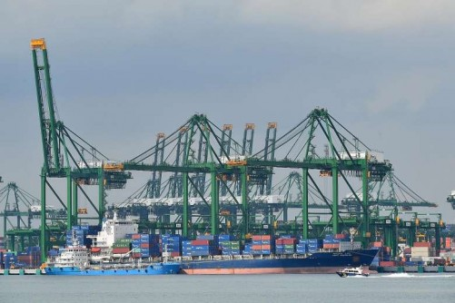 S'pore is 'best seaport in Asia' for 29th time