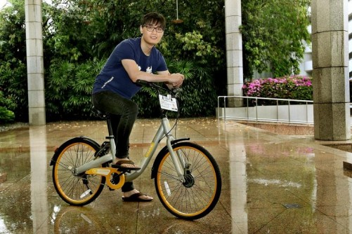 It Changed My Life: Health crisis opened oBike founder's eyes to China's potential