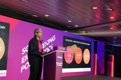 Growth road map for infocomm media sector set to create 16,000 jobs, build AI capabilities