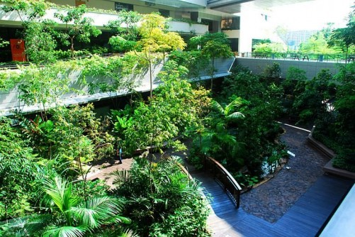 Khoo Teck Puat Hospital wins international design award, beating US and Japanese buildings