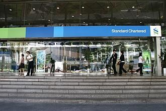 Stanchart banking on Asia for growth