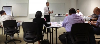 STJobs Workshop: 21st Century Sales Leadership Skills