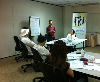 STJobs Workshop: How to Manage Conflict for Enhancing Team Performance