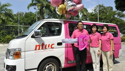 Job fair on wheels targeted at women
