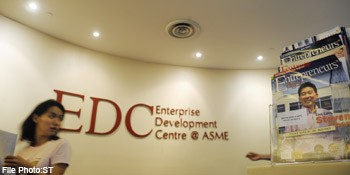 New centre in heartland to help SMEs