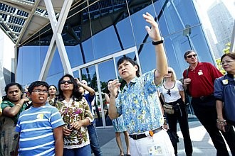 NTUC launches new chapter for tour guides