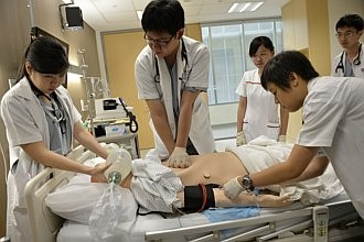 New facility for medical training opens