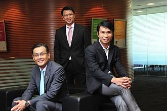 Helping S'pore firms find a footing overseas