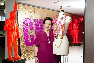 From Robinsons girl to retail queen