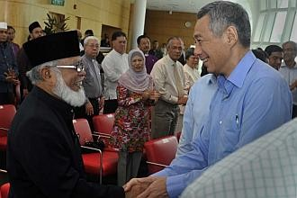 From welder to mufti of Singapore