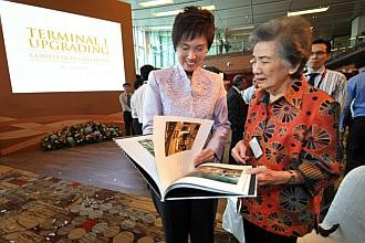 Man behind Changi lauded