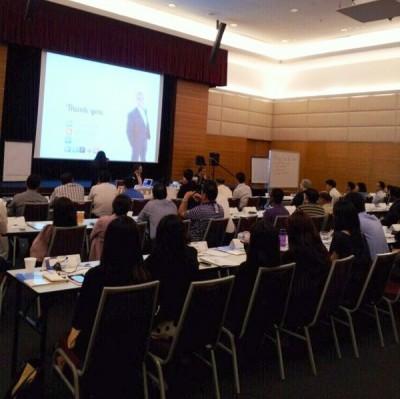 STJobs Seminar: Sharpen Your Presentation Skills