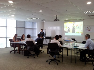STJobs Workshop:  Crafting Your Ideal Customer Service Blueprint