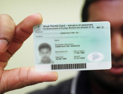No cut to absolute number of work permits issued