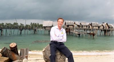 Island is 'a living classroom'