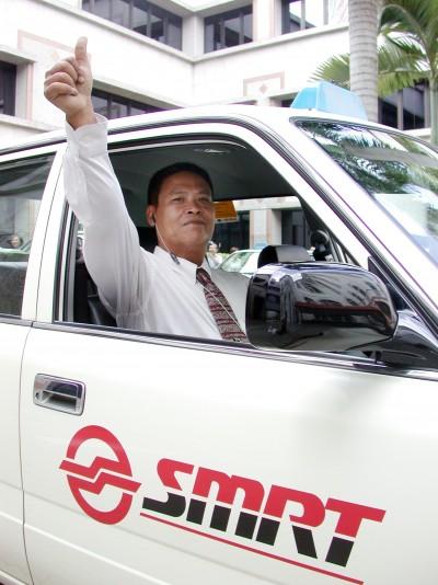 SMRT drivers get pay raise