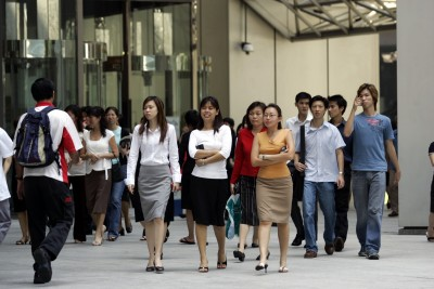 S'pore employees staying put despite global mobility