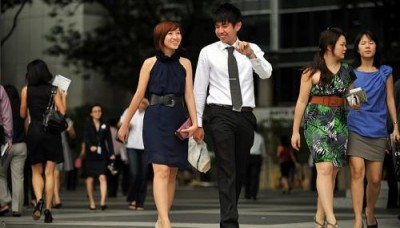 S'pore residents' employment rate up