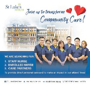 Join us to transform Community Care!
