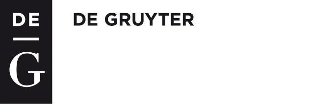 Walter De Gruyter Verlag