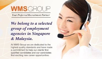 Target Recruitment Pte Ltd, a member of WMS Group